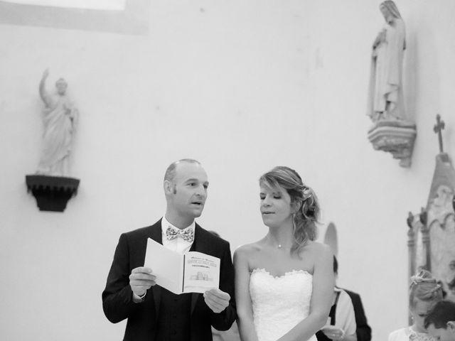 Le mariage de Nicolas et Mélanie à Fenioux, Deux-Sèvres 8