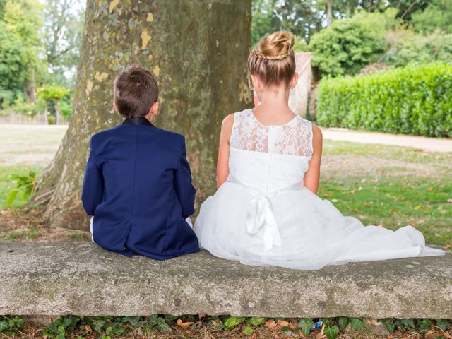 Le mariage de Nicolas et Mélanie à Fenioux, Deux-Sèvres 48