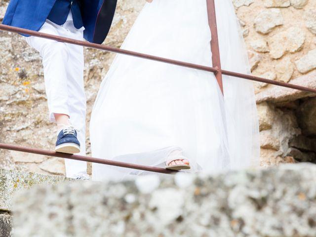 Le mariage de Nicolas et Mélanie à Fenioux, Deux-Sèvres 50