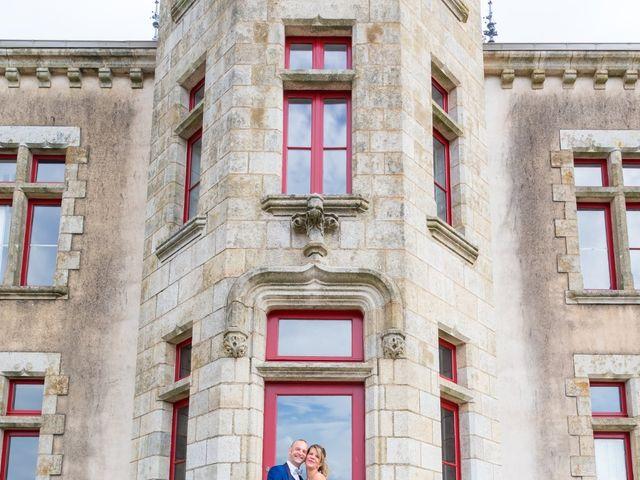 Le mariage de Nicolas et Mélanie à Fenioux, Deux-Sèvres 52