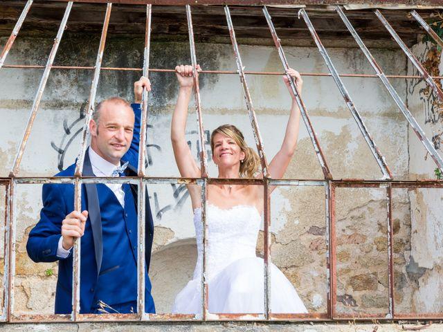 Le mariage de Nicolas et Mélanie à Fenioux, Deux-Sèvres 55
