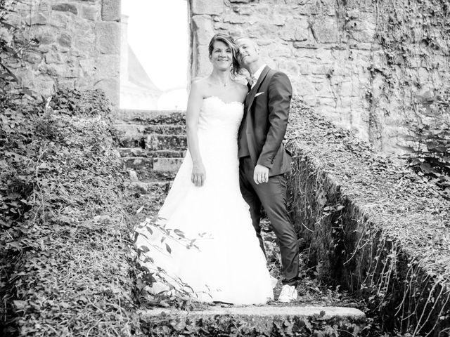 Le mariage de Nicolas et Mélanie à Fenioux, Deux-Sèvres 1