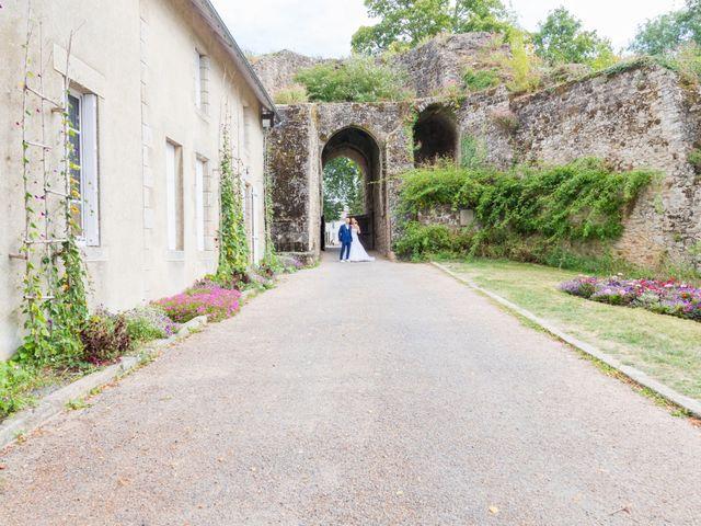 Le mariage de Nicolas et Mélanie à Fenioux, Deux-Sèvres 69
