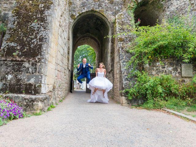 Le mariage de Nicolas et Mélanie à Fenioux, Deux-Sèvres 70