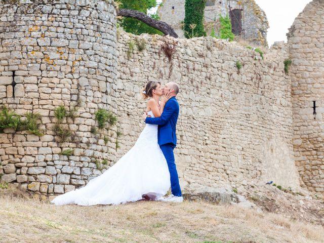 Le mariage de Nicolas et Mélanie à Fenioux, Deux-Sèvres 72