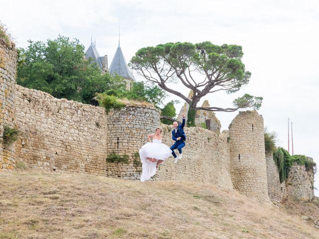 Le mariage de Nicolas et Mélanie à Fenioux, Deux-Sèvres 74