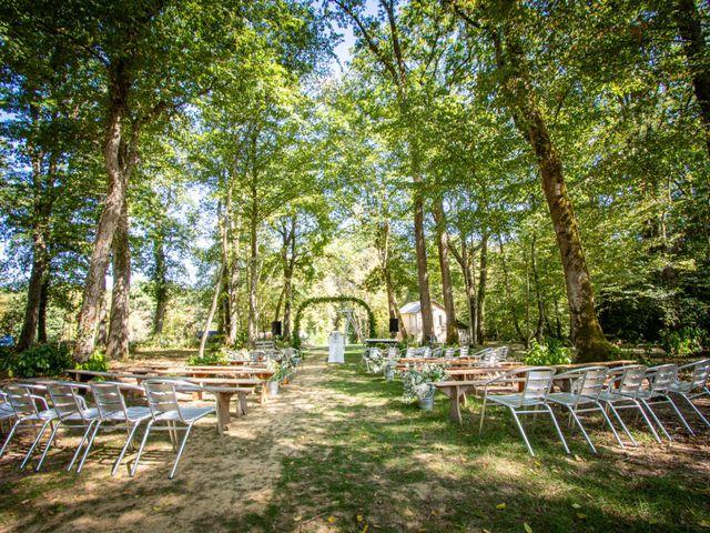 Le mariage de James et Linnea à Villedômer, Indre-et-Loire 3