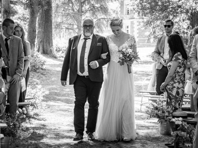 Le mariage de James et Linnea à Villedômer, Indre-et-Loire 29
