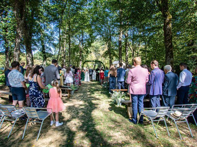 Le mariage de James et Linnea à Villedômer, Indre-et-Loire 31