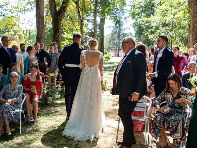 Le mariage de James et Linnea à Villedômer, Indre-et-Loire 39