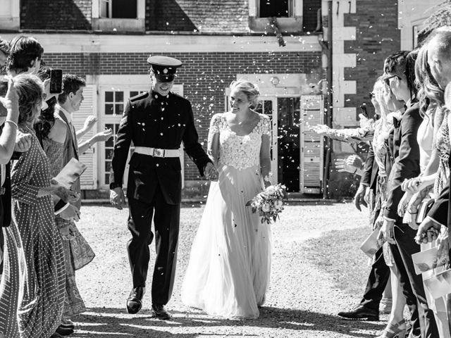 Le mariage de James et Linnea à Villedômer, Indre-et-Loire 40