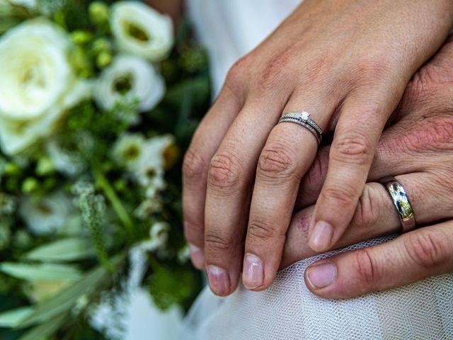 Le mariage de James et Linnea à Villedômer, Indre-et-Loire 51