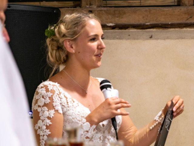 Le mariage de James et Linnea à Villedômer, Indre-et-Loire 69