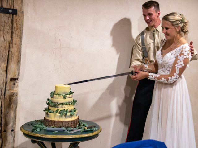 Le mariage de James et Linnea à Villedômer, Indre-et-Loire 82