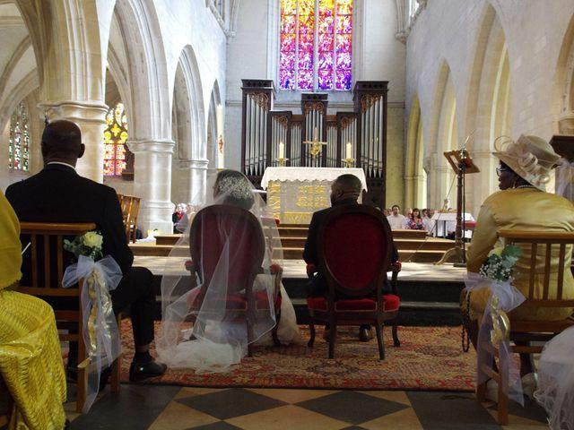 Le mariage de Joseph et Jeanne à Saint-Contest, Calvados 11