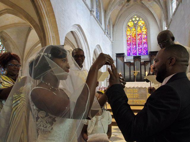 Le mariage de Joseph et Jeanne à Saint-Contest, Calvados 12