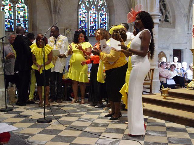 Le mariage de Joseph et Jeanne à Saint-Contest, Calvados 15
