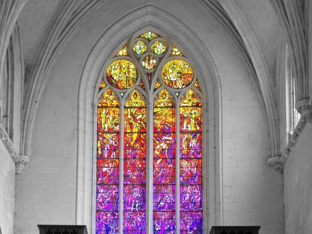 Le mariage de Joseph et Jeanne à Saint-Contest, Calvados 16