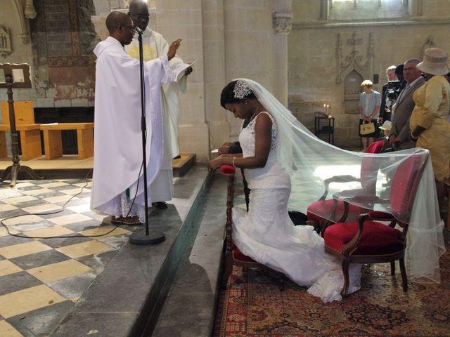 Le mariage de Joseph et Jeanne à Saint-Contest, Calvados 17