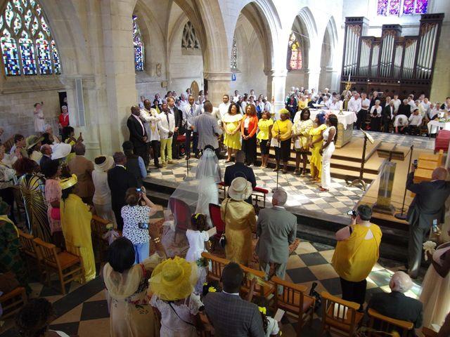 Le mariage de Joseph et Jeanne à Saint-Contest, Calvados 18