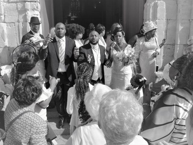 Le mariage de Joseph et Jeanne à Saint-Contest, Calvados 19