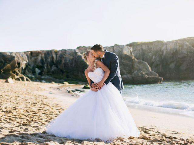 Le mariage de Kevin et Priscilla à Saint-Allouestre, Morbihan 11