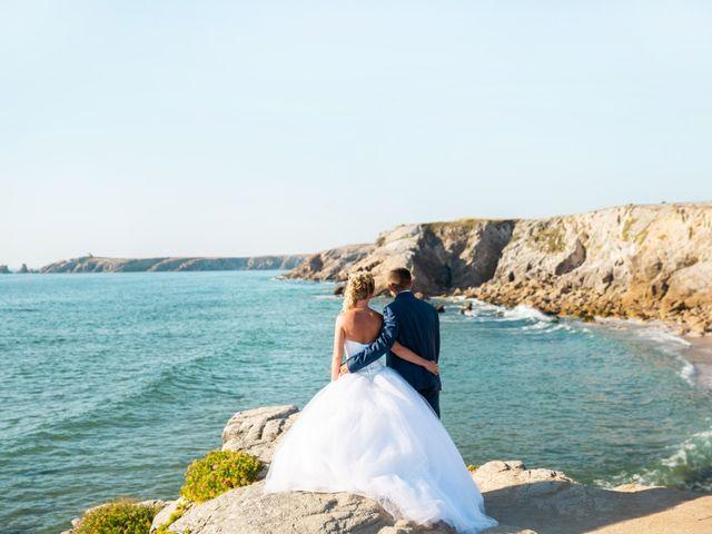 Le mariage de Kevin et Priscilla à Saint-Allouestre, Morbihan 13
