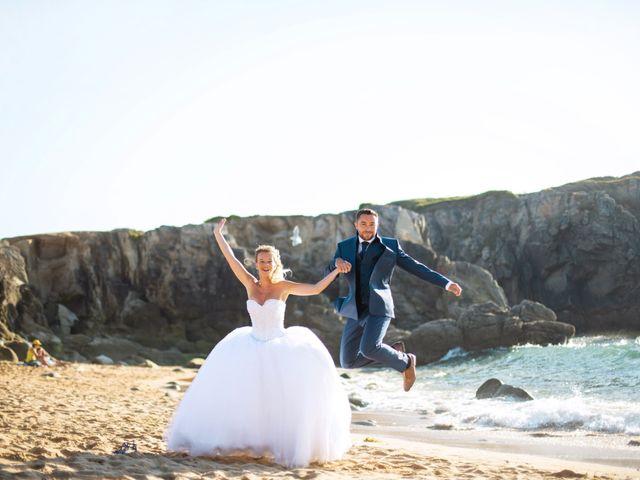 Le mariage de Kevin et Priscilla à Saint-Allouestre, Morbihan 14