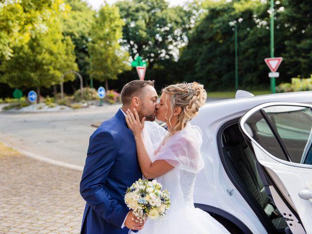 Le mariage de Kevin et Priscilla à Saint-Allouestre, Morbihan 26