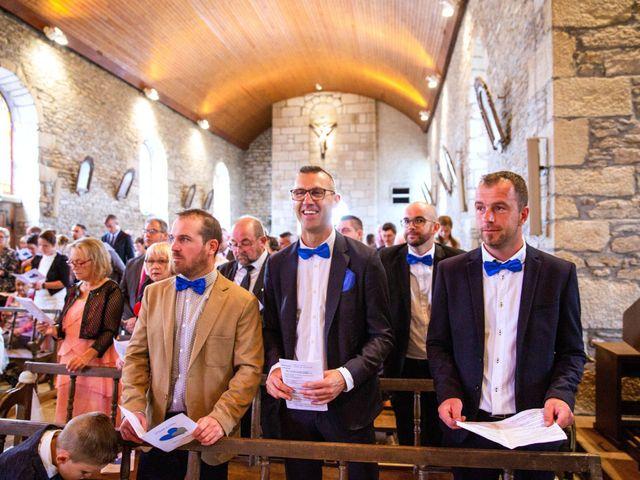 Le mariage de Kevin et Priscilla à Saint-Allouestre, Morbihan 33