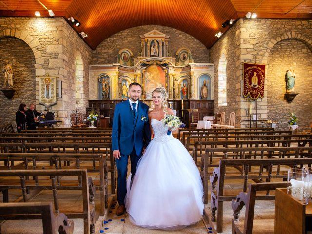 Le mariage de Kevin et Priscilla à Saint-Allouestre, Morbihan 34
