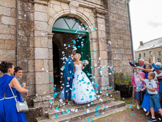 Le mariage de Kevin et Priscilla à Saint-Allouestre, Morbihan 35