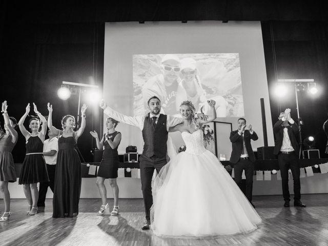Le mariage de Kevin et Priscilla à Saint-Allouestre, Morbihan 45