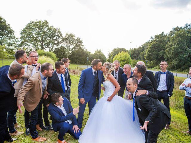 Le mariage de Kevin et Priscilla à Saint-Allouestre, Morbihan 51