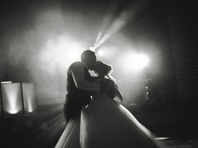 Le mariage de Kevin et Priscilla à Saint-Allouestre, Morbihan 75