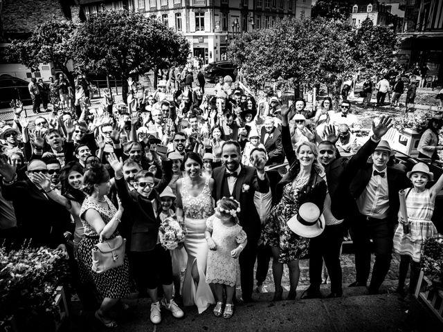 Le mariage de Laurent et Angelique à Deauville, Calvados 3