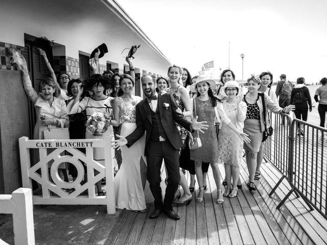 Le mariage de Laurent et Angelique à Deauville, Calvados 5