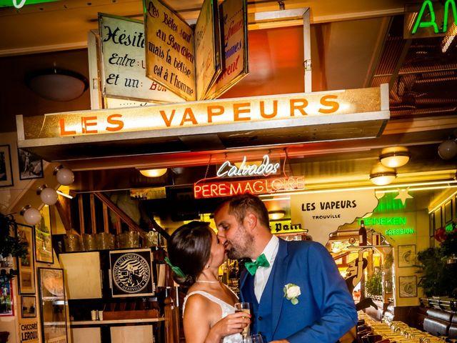 Le mariage de Laurent et Angelique à Deauville, Calvados 13
