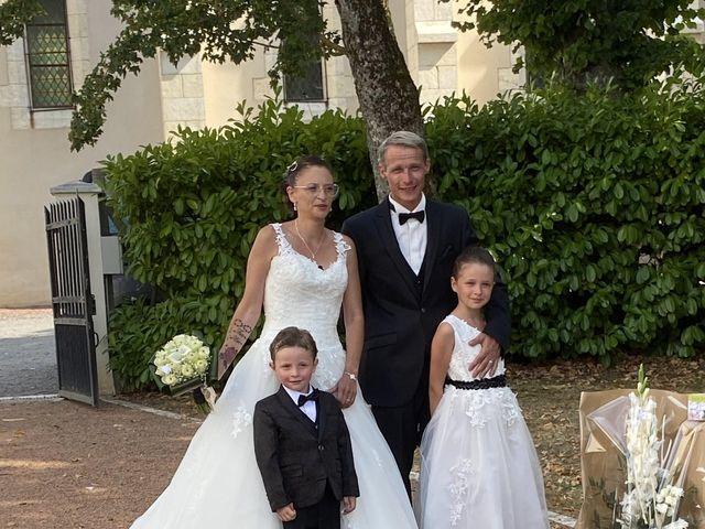 Le mariage de Vincent et Sandrine à Argenton-sur-Creuse, Indre 11