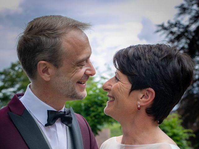 Le mariage de Régis et Alexandra à Lormes, Nièvre 3