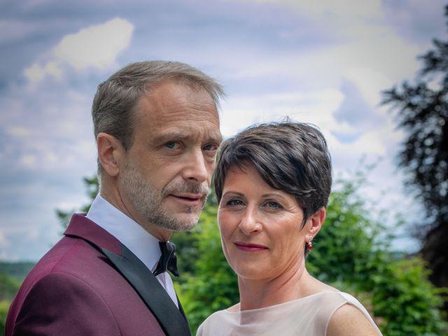Le mariage de Régis et Alexandra à Lormes, Nièvre 4