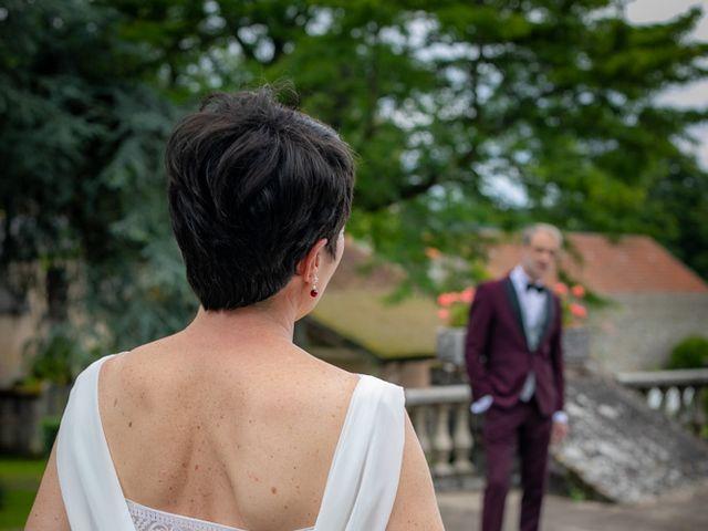 Le mariage de Régis et Alexandra à Lormes, Nièvre 7
