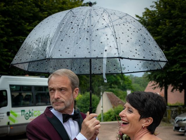 Le mariage de Régis et Alexandra à Lormes, Nièvre 22