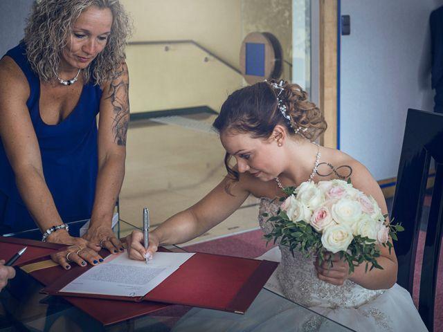 Le mariage de Forian et Laura à Serémange-Erzange, Moselle 2