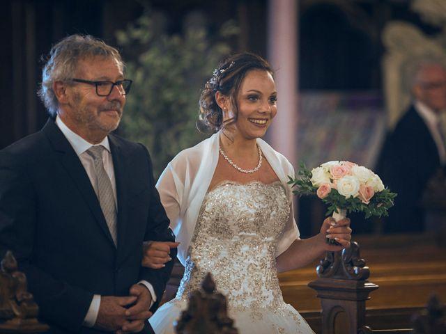 Le mariage de Forian et Laura à Serémange-Erzange, Moselle 12