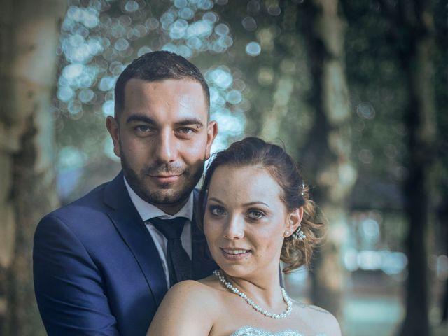 Le mariage de Forian et Laura à Serémange-Erzange, Moselle 15