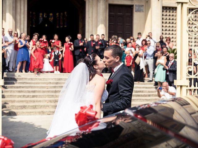 Le mariage de Pascal et Alexandra à Saint-Martin-du-Var, Alpes-Maritimes 15