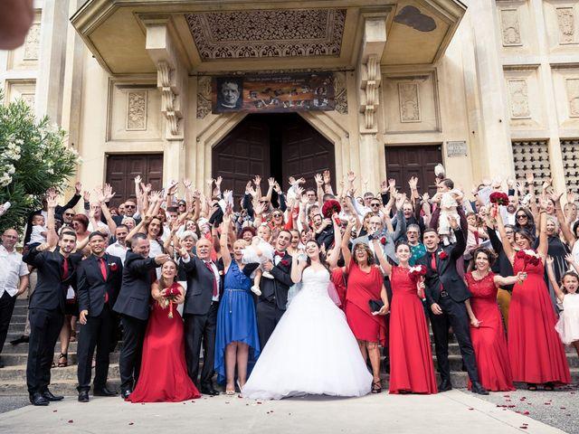 Le mariage de Pascal et Alexandra à Saint-Martin-du-Var, Alpes-Maritimes 23