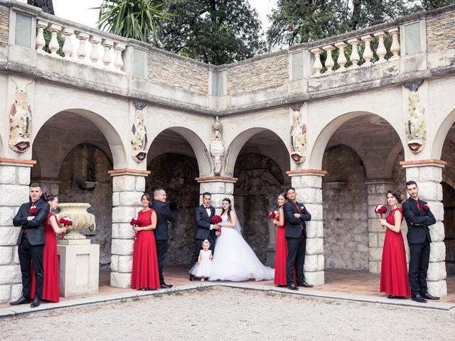 Le mariage de Pascal et Alexandra à Saint-Martin-du-Var, Alpes-Maritimes 24