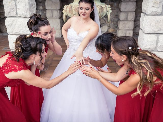 Le mariage de Pascal et Alexandra à Saint-Martin-du-Var, Alpes-Maritimes 2